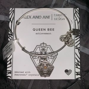 Alex and Ani Queen Bee